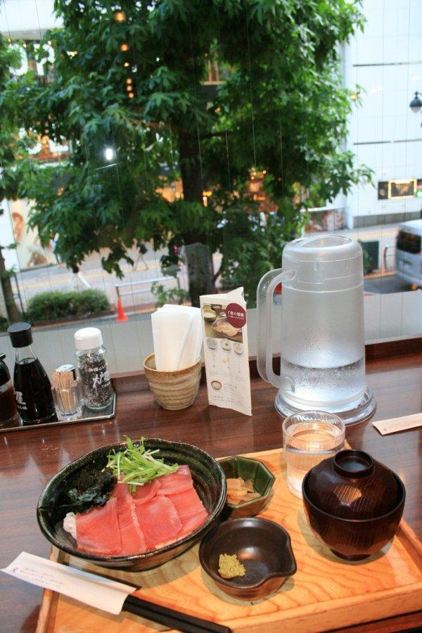 Традицонный японский обед