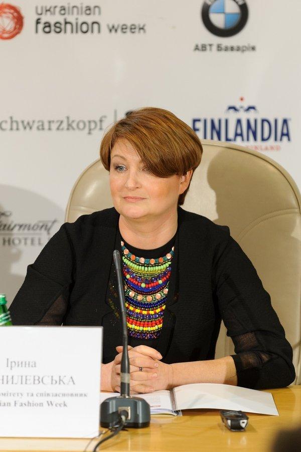 Расписание 34-й UKRAINIAN FASHION WEEK сезон осень-зима 2014-2015