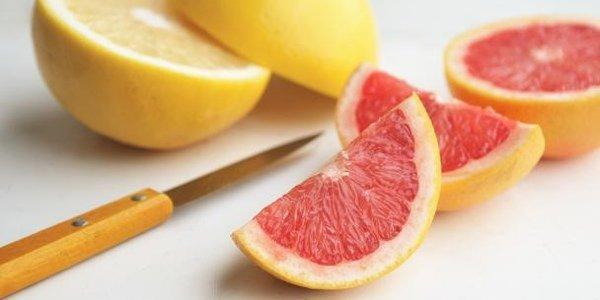 7 вкусных легких рецептов с грейпфрутом