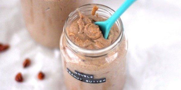 Полезные десерты: домашнее арахисовое масло