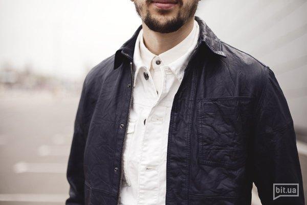 Куртка-пиджак — 6169 грн., жилетка — 2199 грн., рубашка —  1179 грн.