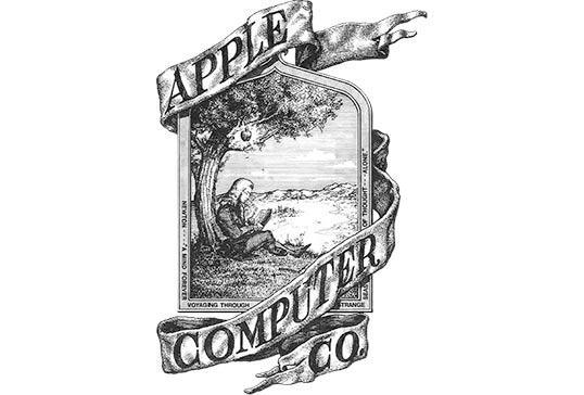 apple-original-logo