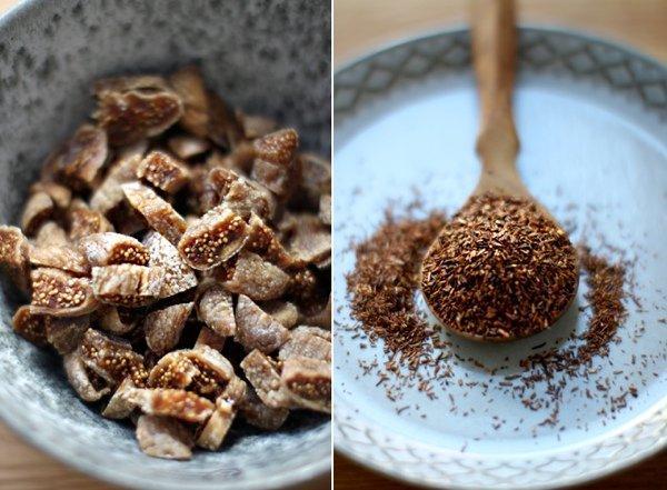 Полезные десерты: ванильные подушечки ройбуш-инжир