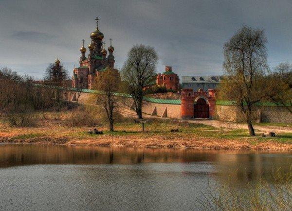 свято-поровский мужчкой монастырь