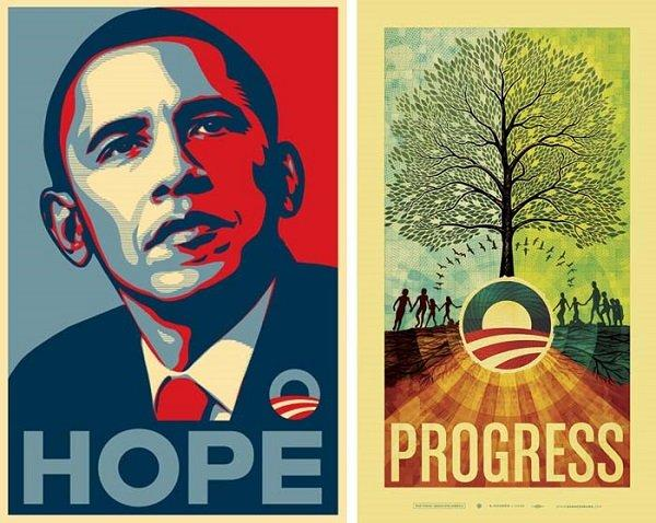 Obama_Hope_Progress_Posters
