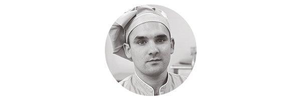 Николай Катюха, главный пекарь
