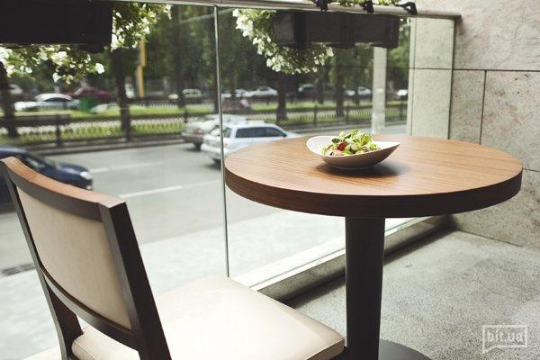 Новое заведение: пятизвездочный Park Kitchen