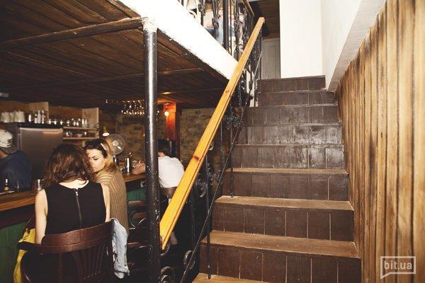 Новое заведение: «Можжевельник» на Подоле