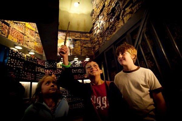 Ollivanders Wand Shop 2 - LR