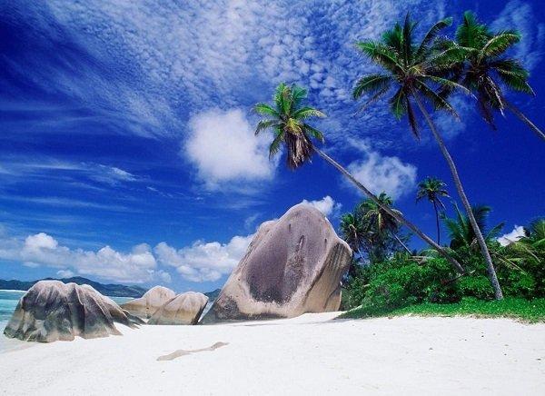 The Seychelles tourism destinations