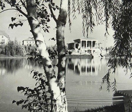 озеро в Праге было всегда