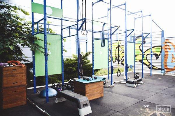 Здоровое место: ресторан фитнес-клуба «5 элемент»