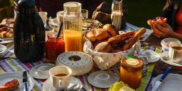 Как завтракают в разных странах мира: Германия