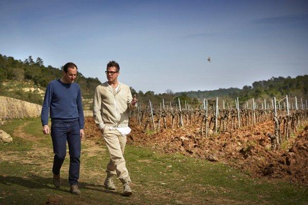 Новое розовое вино Miraval от семейства Джоли-Питт уже в Киеве