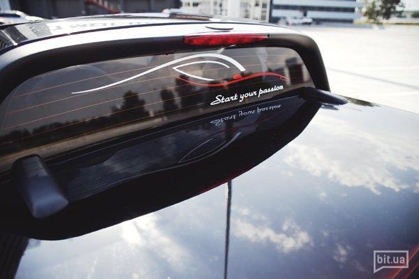 Smart Roadster и Юра Иванов