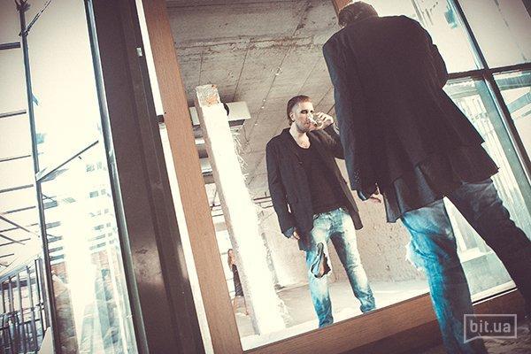 Жакет Comme des Garçons, джинсы G-star