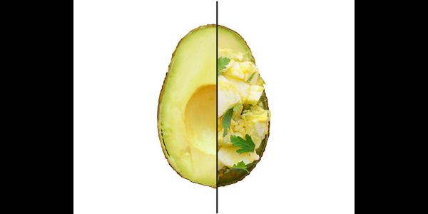 8 новых идей с авокадо