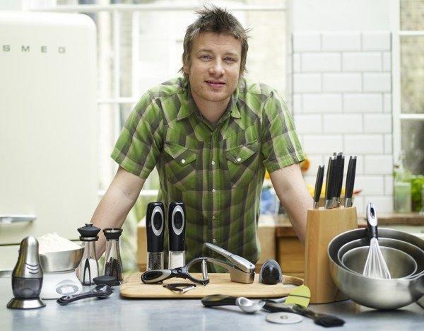 Джейми знает: базовый кухонный инвентарь
