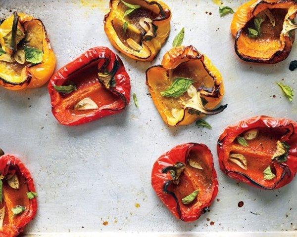 10 сезонных идей со сладким перцем