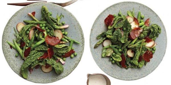 10 легких салатов