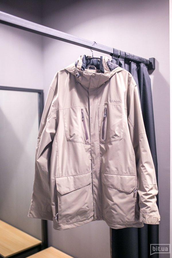 Мужская куртка Schoffel, 3400 грн.