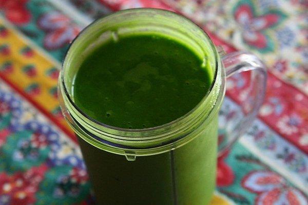 10 лучших зеленых смузи и соков
