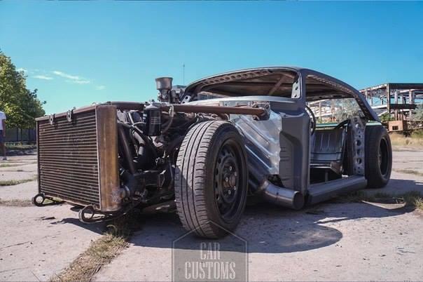 Специальные гости нашего фестиваля — команда Car Customs из Одессы.