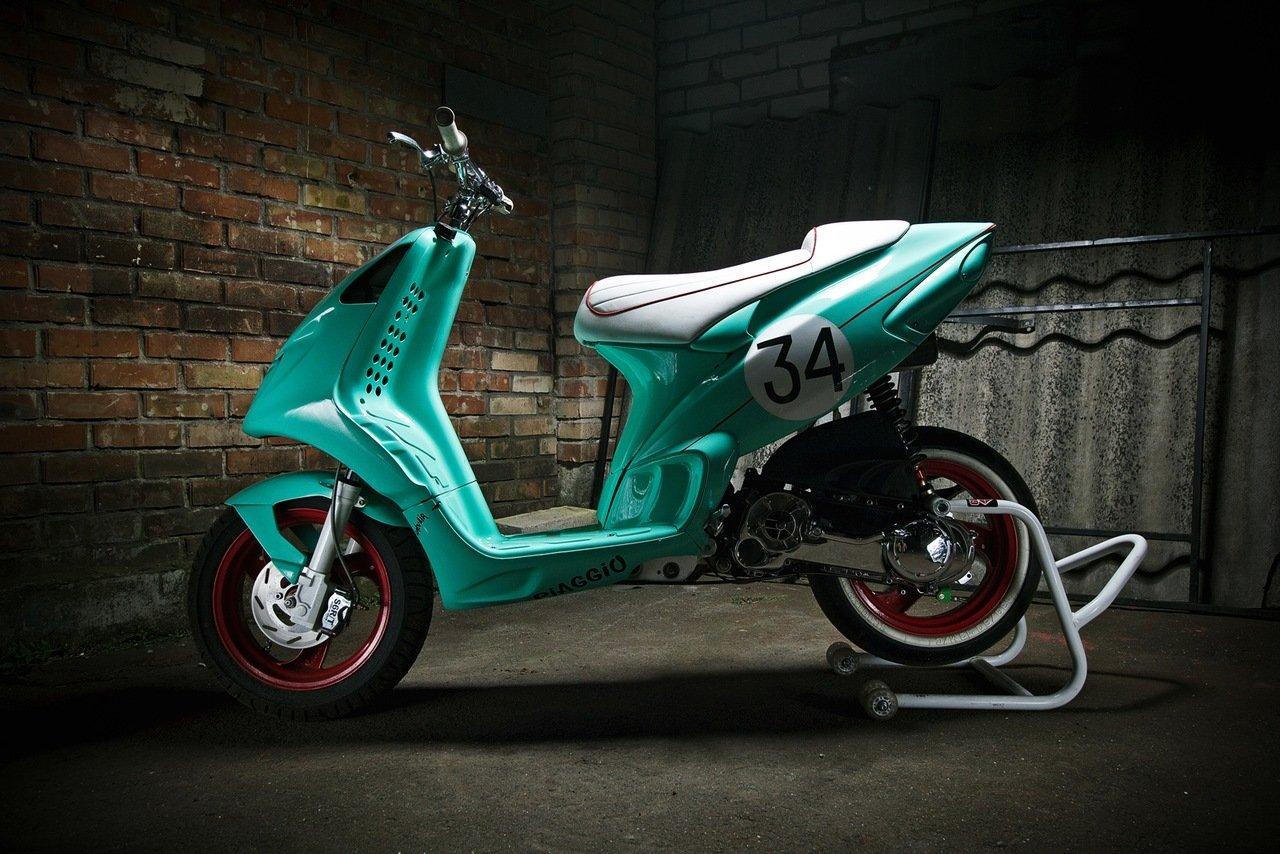 Встречайте GEM Workshop — самая крупная скутерно-мотоциклетная мастерская в Украине.