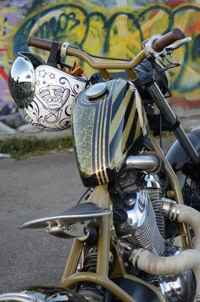 Noise Motorcycles впервые примут участие в нашем фестивале. Броский стиль и любовь к оригинальной покраске не оставят вас равнодушными.