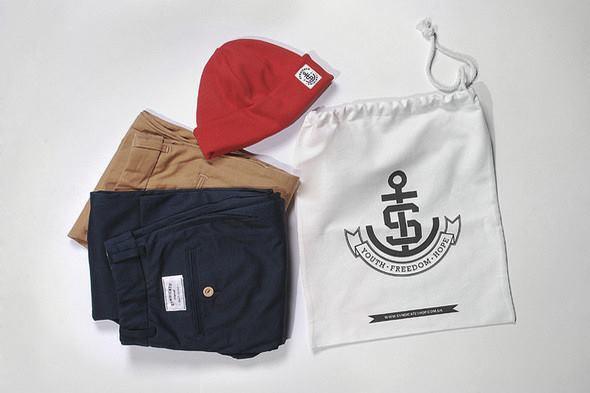 Одежда и аксессуары Syndicate. При разработке своих коллекций создатели марки вдохновляются прежде всего американской рабочей одеждой и скандинавской эстетикой.