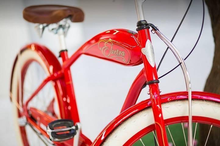 Велосипед Electra от Велопланеты.