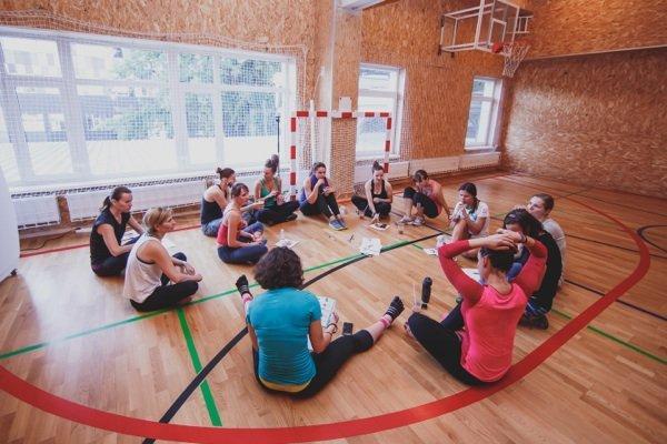 Что делать в воскресенье, если хочется фитнес экстрима - тренировки Nike Training Club