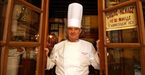 """Инервью с Полем Бокюзом: """"Я настроен очень оптимистично по поводу кухни будущего"""""""