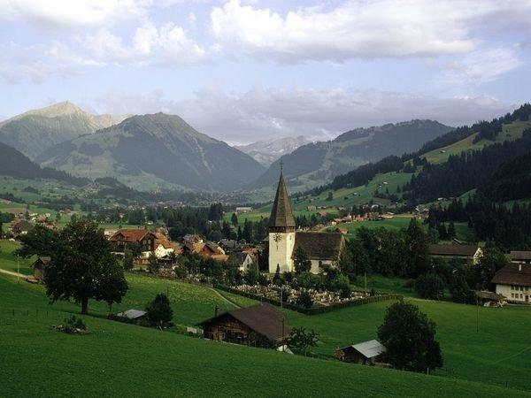 Как завтракают в разных странах мира: Швейцария