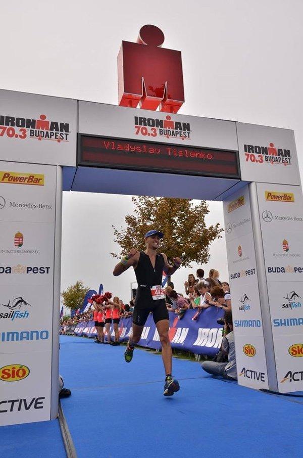 Начни с понедельника: Владислав Тисленко о старте Ironman за 8 месяцев подготовки