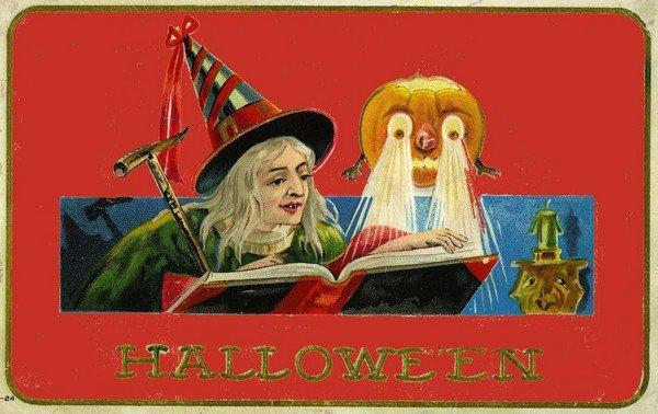 Halloween Hallucination