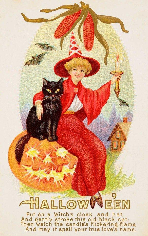 Hallowe'en - Illustration
