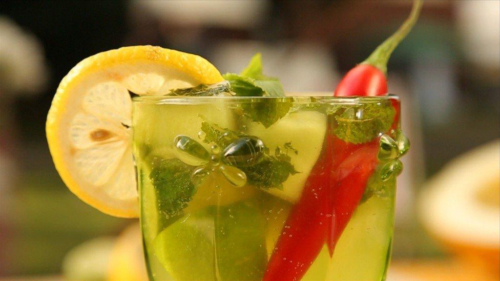 лимонад с чили