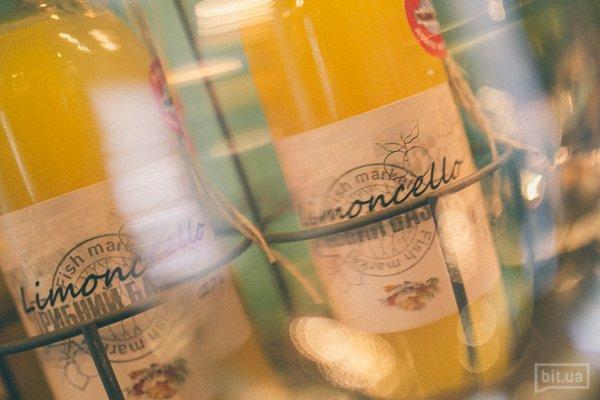 Домашний лимончелло. 700 гр – 120 грн