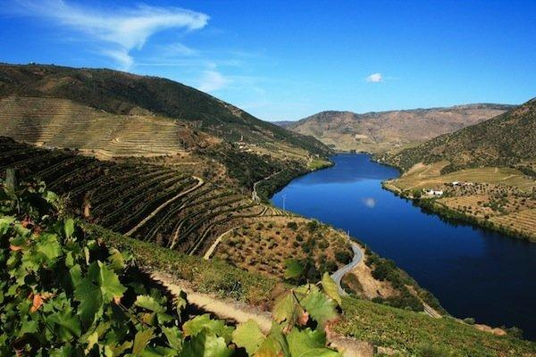 Portugal Douro Valley.