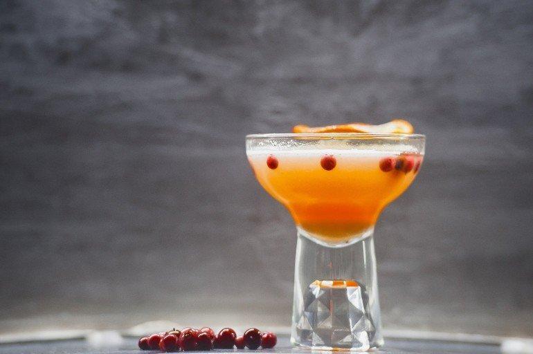 Брусничная сладость - 110 грн