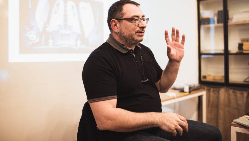 Ігор Білоус, технічний координатор Liqui Moly Ukraine