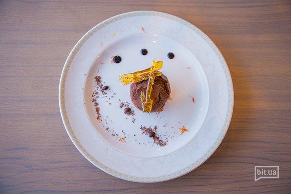 Шоколажный фонданте - 150 гр, 73 г