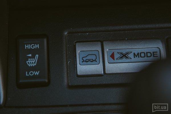 Subaru Forester 2.0 XT
