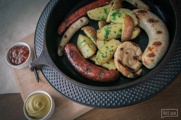 Колбаски (500г) 138 грн