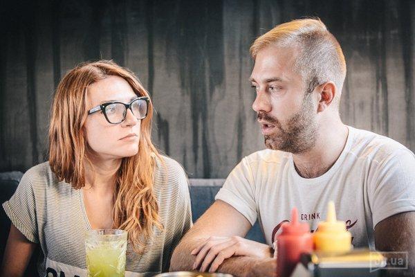 Дмитрий Заходякин и Таня Гринёва
