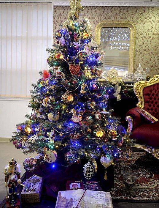 Музей Christmas Balls Museum, Польша.