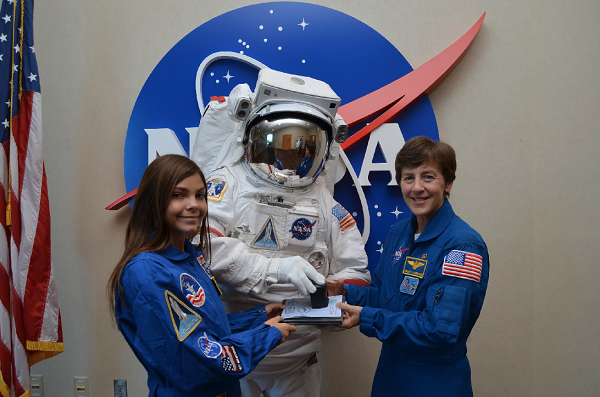 Alyssa-Carson-NASA-Passport-Program