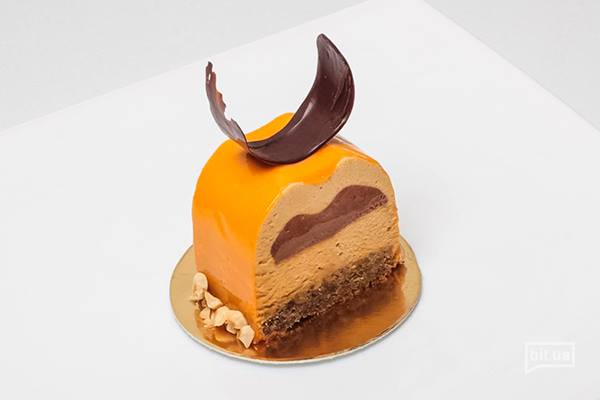 Абрикосово-карамельный торт — 60 грн