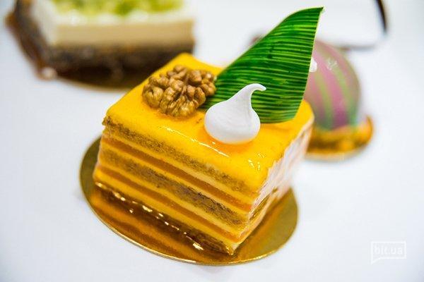 Тыквенный торт — 60 грн